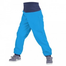 Unuo softshellové kalhoty s fleecem TYRKYS, vel. 80/86 a 92/98