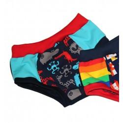 Mamianna spodní kalhotky, vel. 5-6 let, ZVÍŘÁTKA