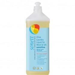 Sonett olivový prací gel na vlnu a hedvábí Neutral 1 l