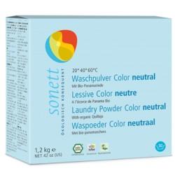 Sonett prací prášek na barevné prádlo Neutral 1,2 kg