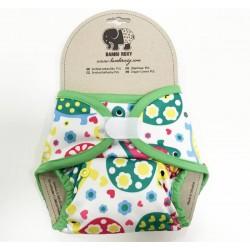 Bambi Roxy PUL kalhotky novorozenecké ŽELVY sz