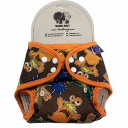 Bambi Roxy V2 svrchní PUL kalhotky PŘÍŠERKY pat
