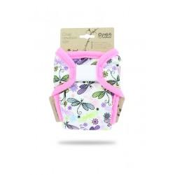 Petit Lulu novorozenecké svrchní kalhotky VÁŽKY