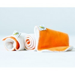 MajaB vkládací plenka DLOUHÁ oranžová