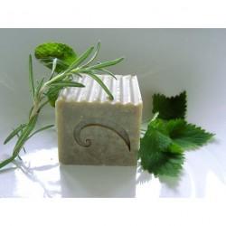 Š.IVA kopřivový šampon s konopným olejem (130 g)