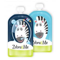 Zebra&me kapsičky na přesnídávku KOSMONAUT
