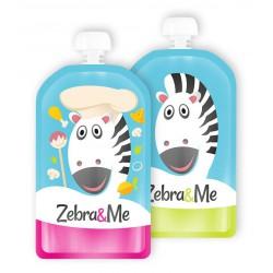 Zebra&me kapsičky na přesnídávku KUCHAŘ