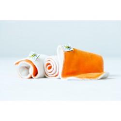 MajaB vkládací plenka KRÁTKÁ oranžová
