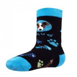 Unuo bambusové ponožky PES TYRKYS