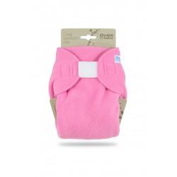 Petit Lulu novorozenecké FLEECE kalhotky RŮŽOVÉ