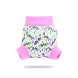 Petit Lulu natahovací svrchní PUL kalhotky VÁŽKY, vel. L, XL