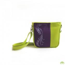 Tmarcela dětská kabelka LIMETKA fialová