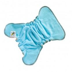 MajaB novorozenecká plenka na sponku TYRKYS