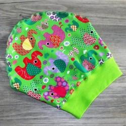 Lukasebe šátek SLONÍK, vel. 1-3 roky